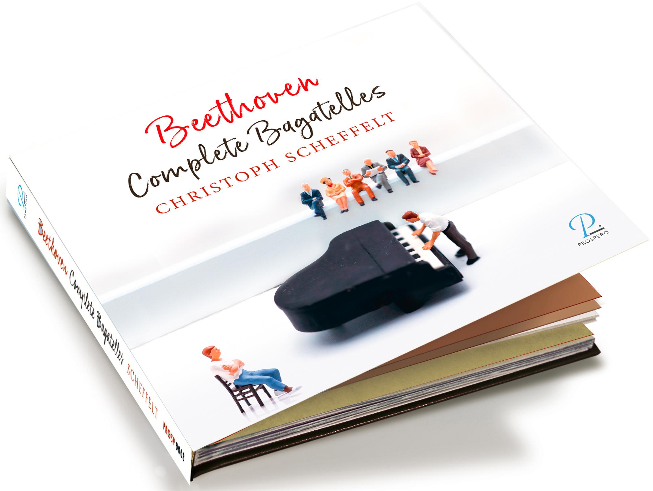 Beethoven Bagatelles - Cover Art