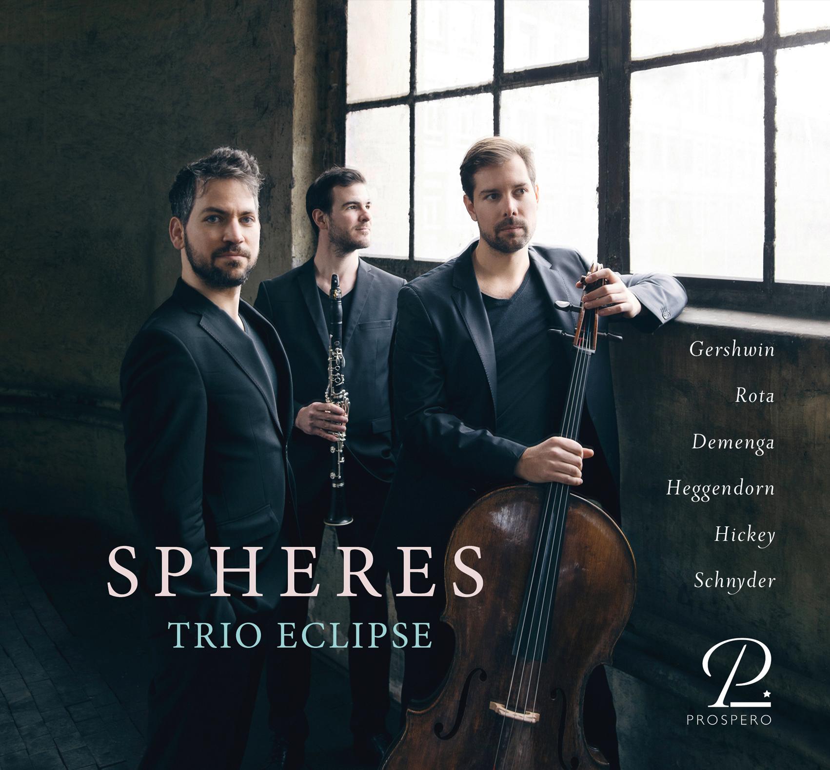 Trio Eclipse: Spheres - Cover 2D