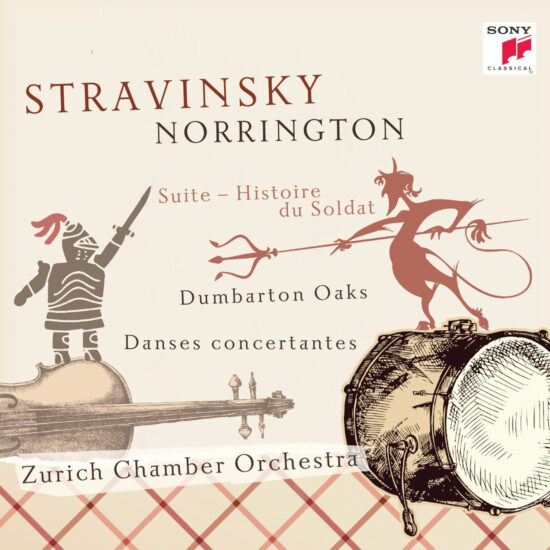 Cover Stravinsky Norrington