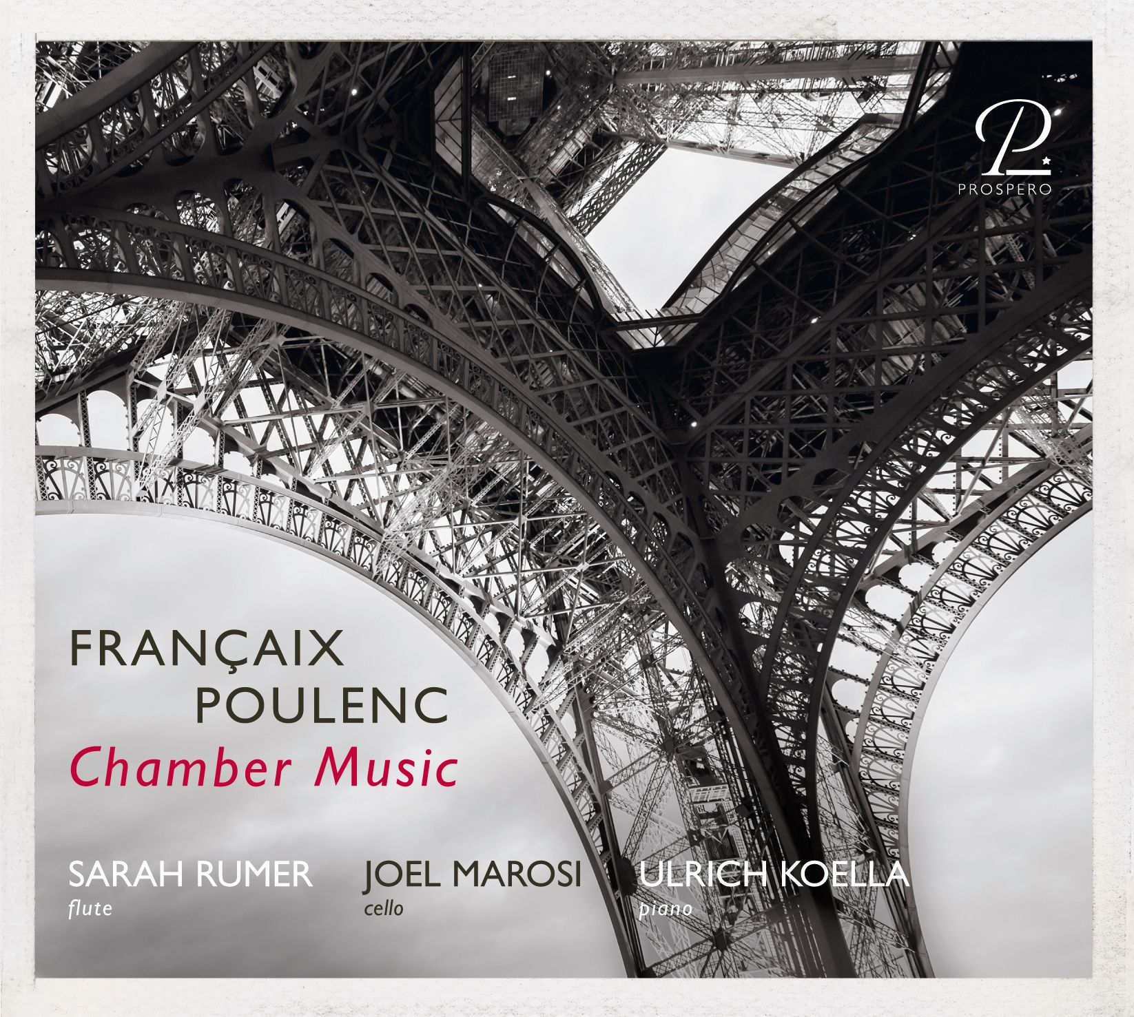 French Chamber Music - Cover Art