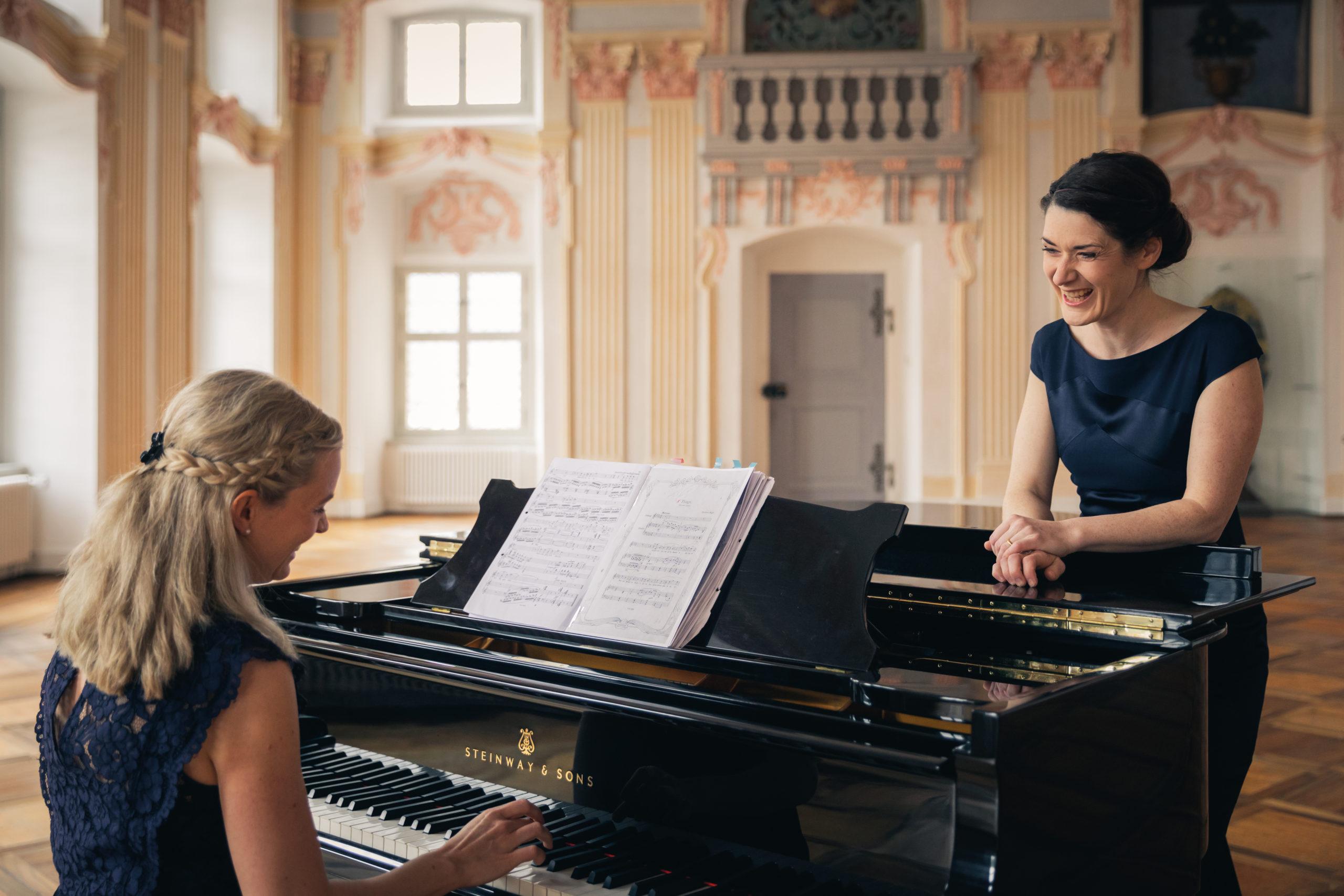 Sybille Diethelm & Fabienne Romer