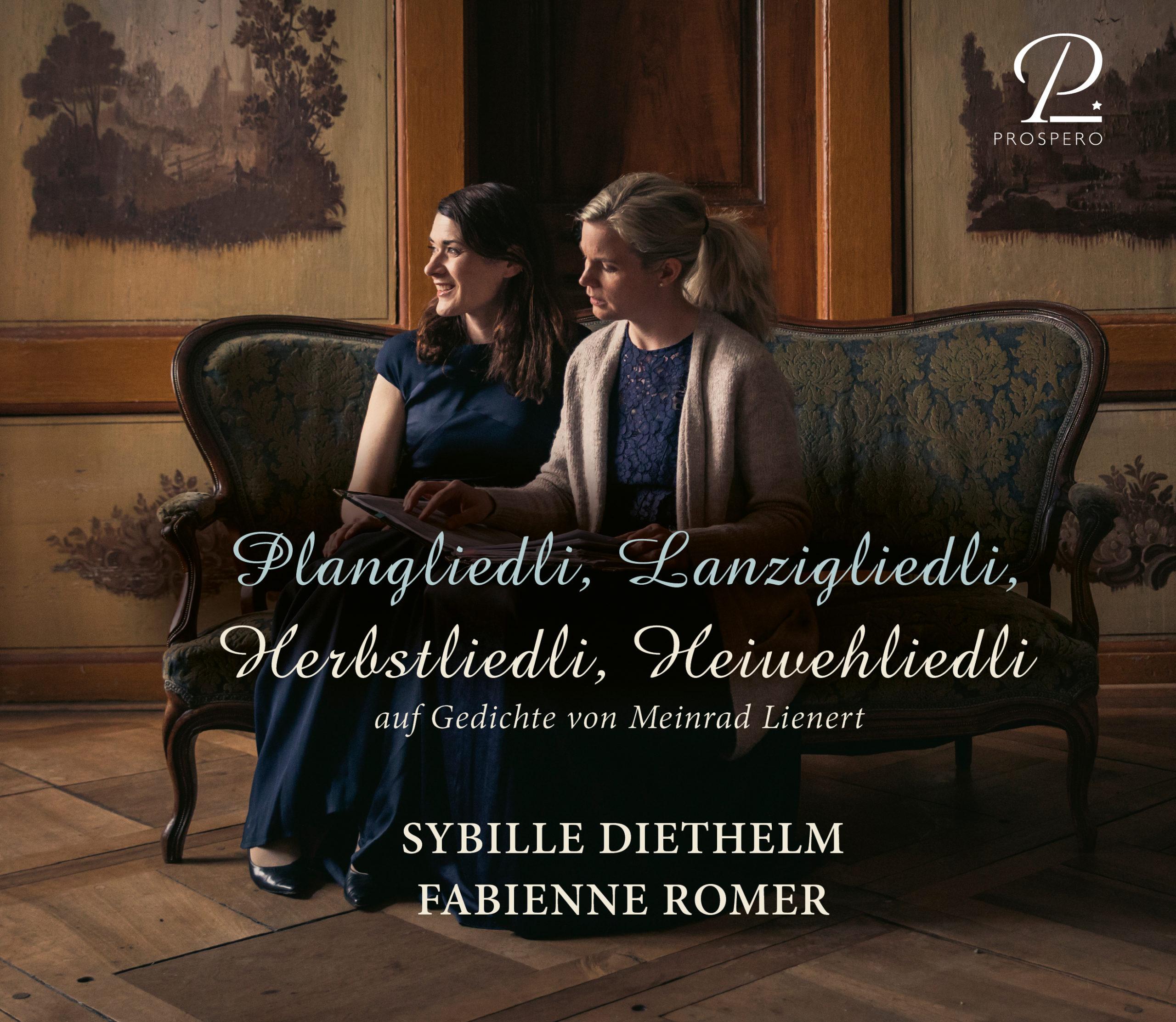 Schweizer Lieder  - Cover Art