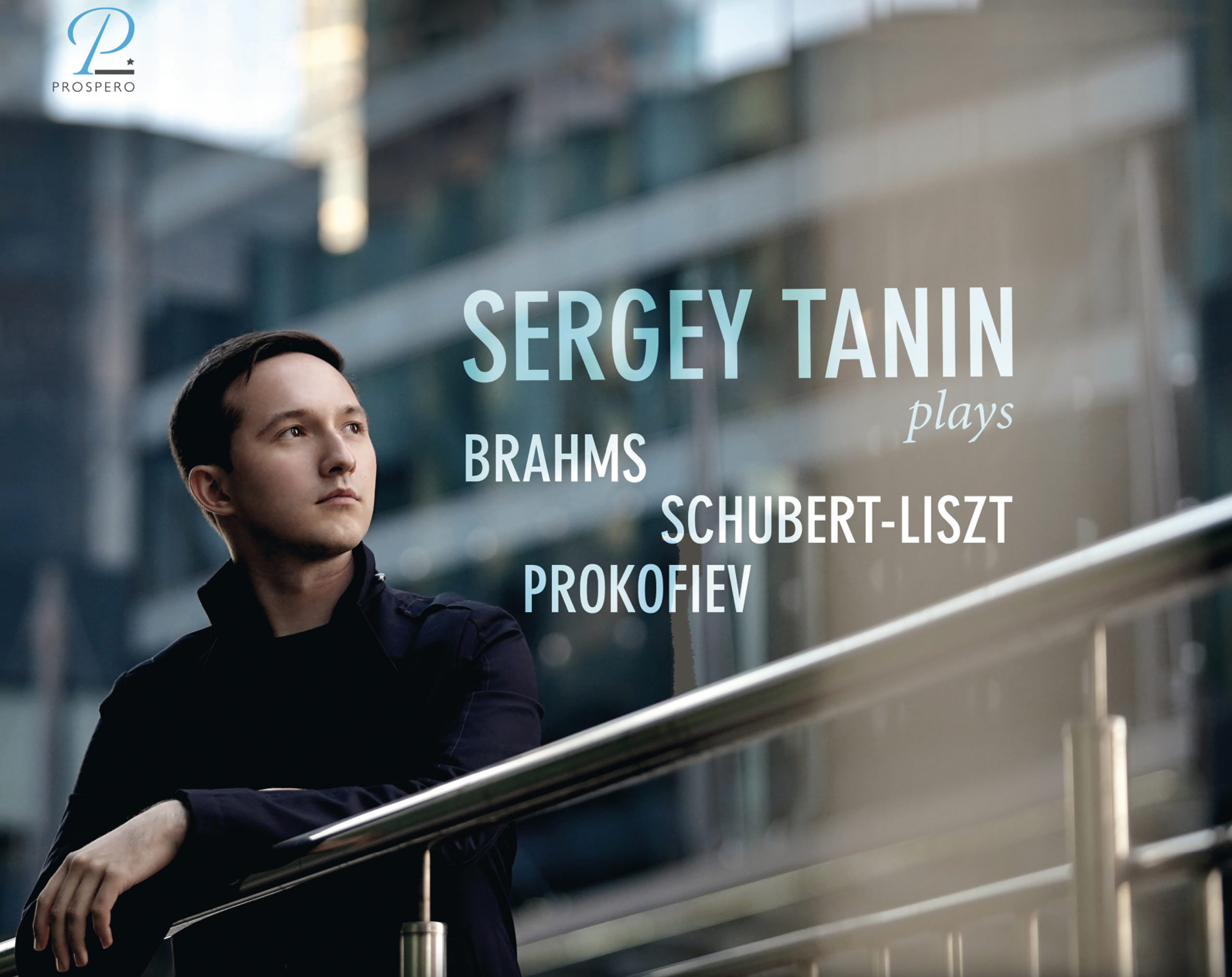 Sergey Tanin  - Cover Art