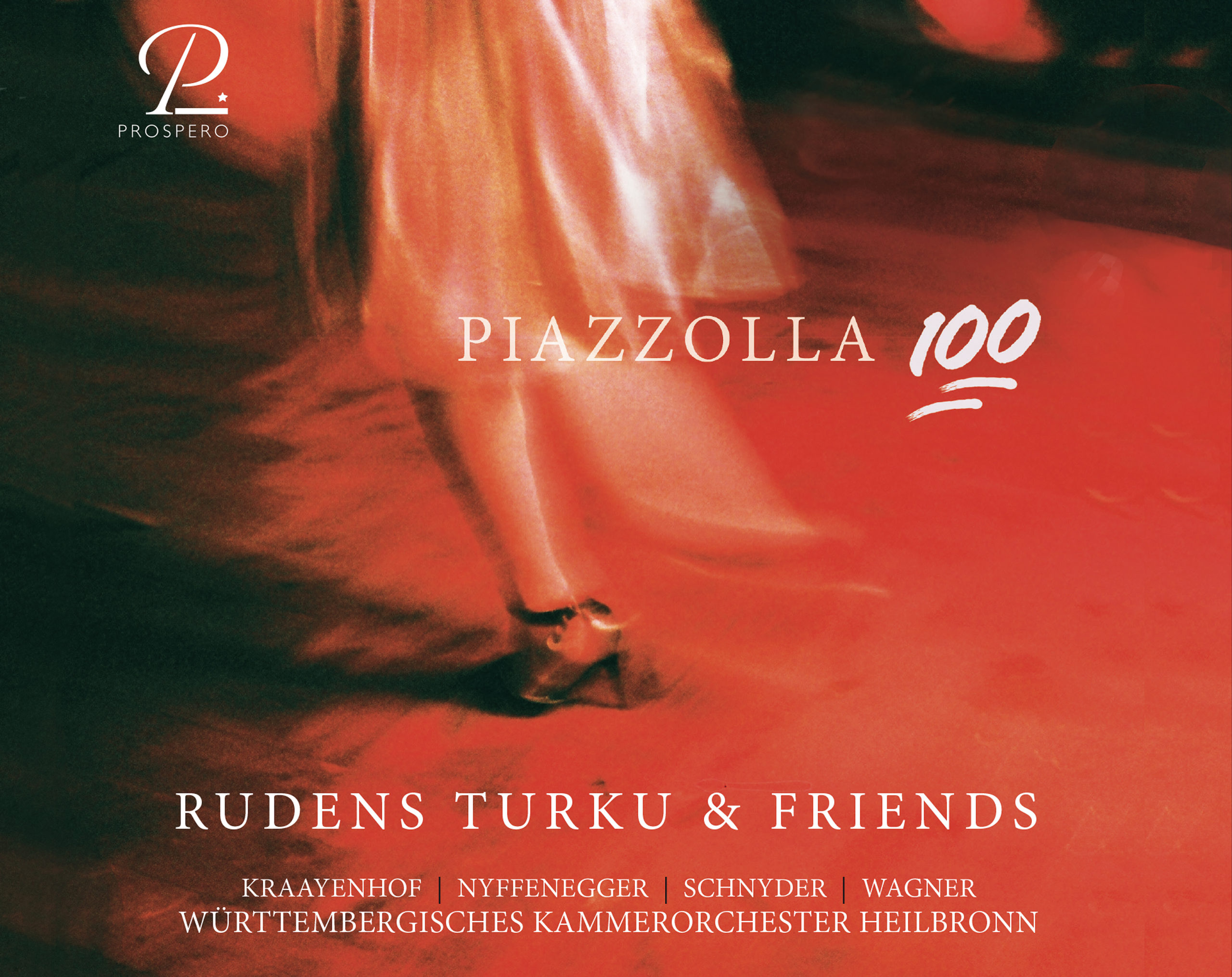 Piazzolla 100 - Cover Art
